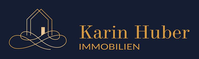 Print-Logo: Karin Huber, Immobilien Klosterneuburg, Wien, Kitzbühel